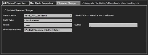 Batch MMedia Date Changer – iRedSoft Technology / BatchImage