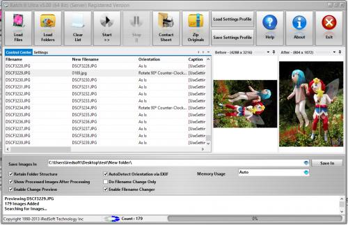 Batch It Ultra full screenshot